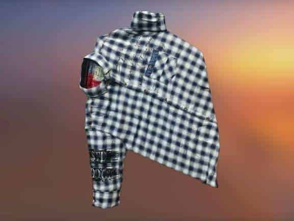 Dson Men's Checks Cotton Casual Shirt - M