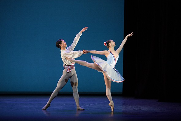 English National Ballet, Emerging Dancer Award 2019