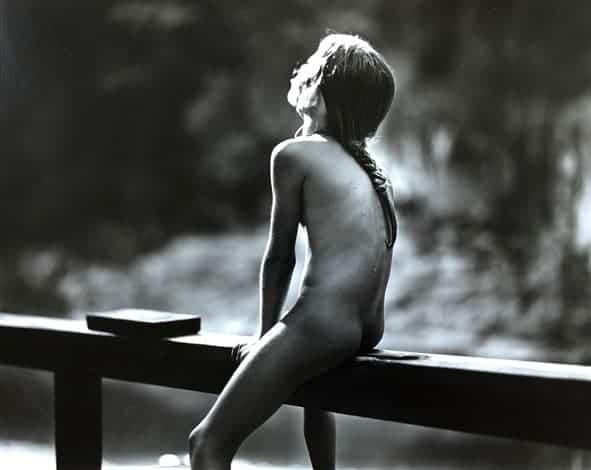 Sally Mann, Goosebumps, 1990