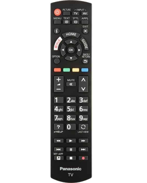 Mando a distancia TV Panasonic TX-GX800