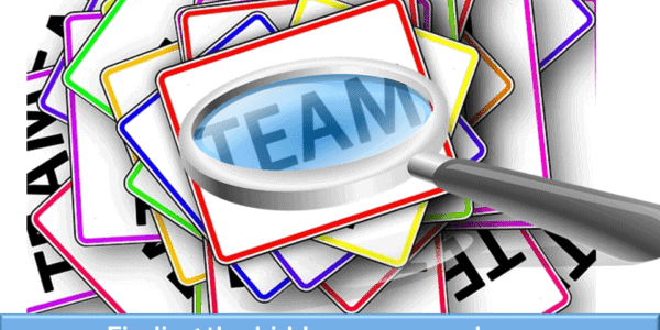 cover image for 7 hidden reasons why you fail so miserably at building teams