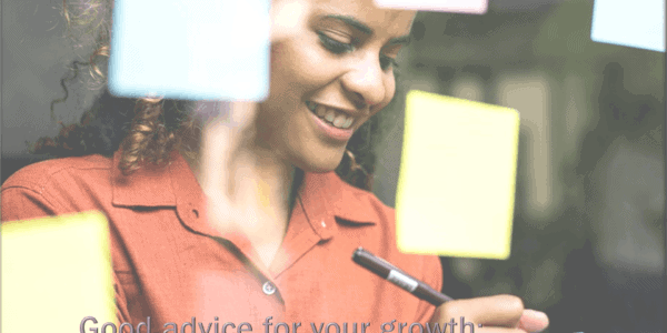cover image for good advice for your growth