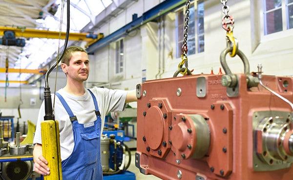 Spaltmessung im Maschinen- und Anlagenbau