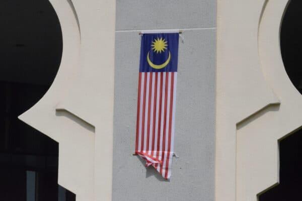 Bendera Malaysia @MOSTI