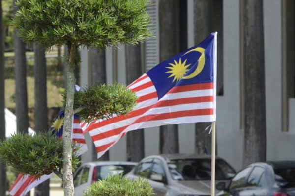 Bendera Malaysia @MOSTI 13