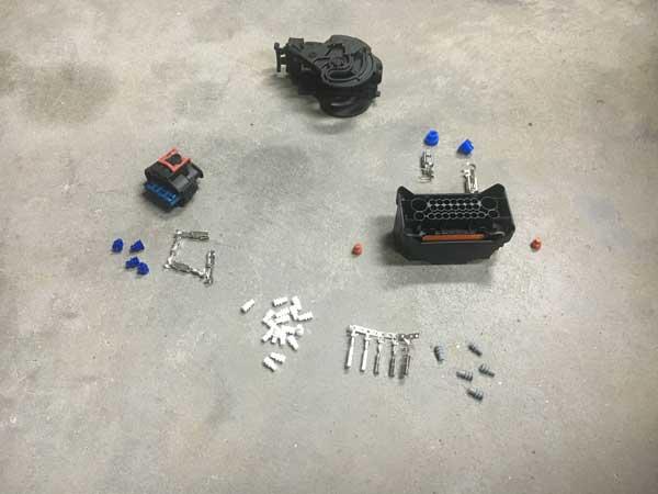 GEN2 iBooster connector kit