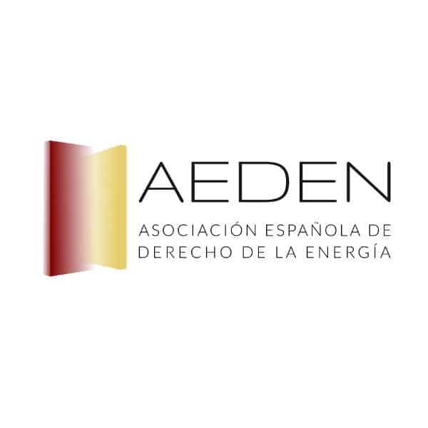 Logotipo Asociación Española de Derecho de la Energía