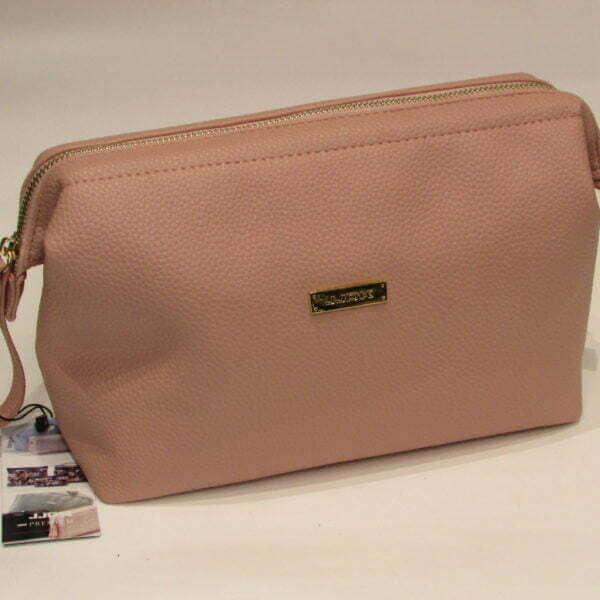 BEACH COSMETIC BAG – Kosmetiktasche - Soft Pink