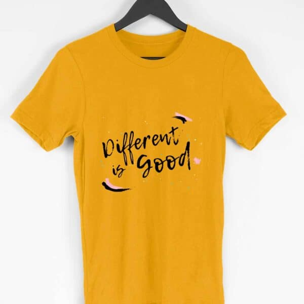 Different is Good - Men's T-Shirt