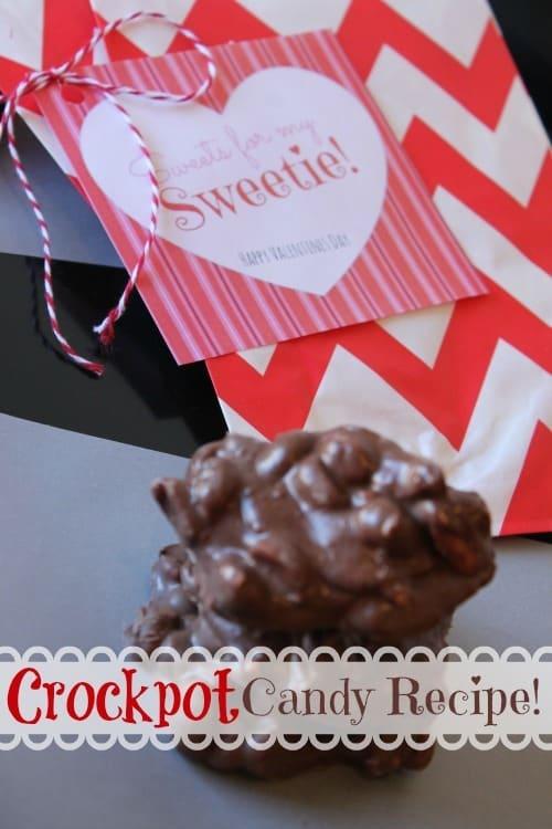 Crockpot Candy Recipe