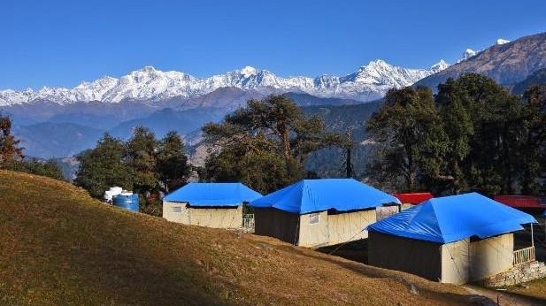 Chopta Camping Package