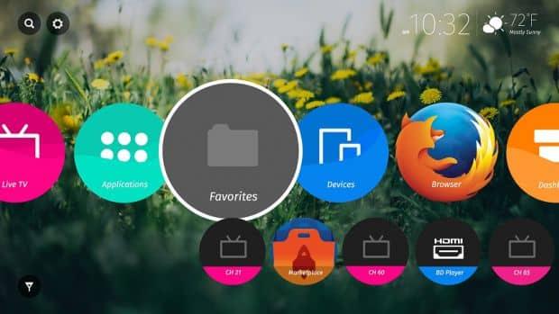 My Home Screen 2.0 Panasonic EX600