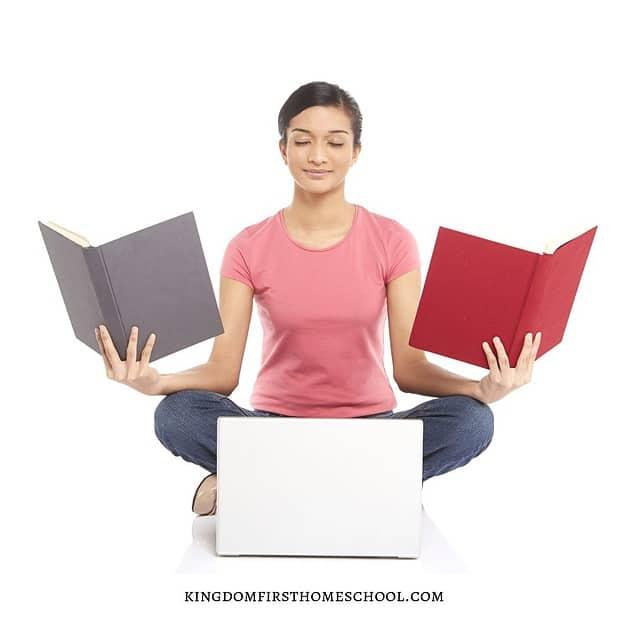 7 Easy Steps to Choose Homeschool Curriculum