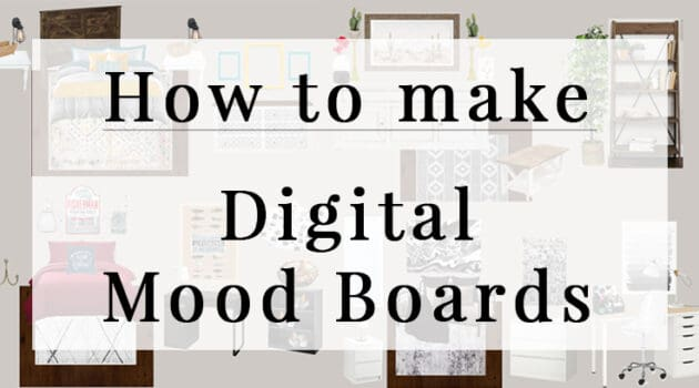 how to make digital mood boards