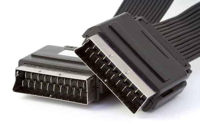 Cable de Euroconector