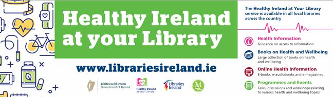 Healthy Ireland Banner Logo