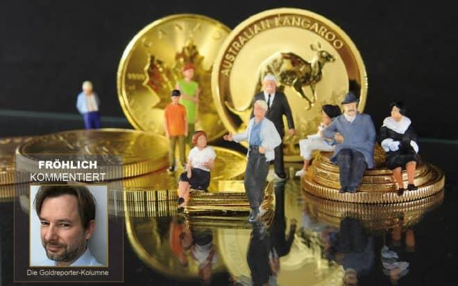 Gold, Gold kaufen, Goldreporter, Kolumne (Foto: Goldreporter)