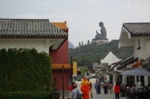 Big Buddha in Ngong Ping