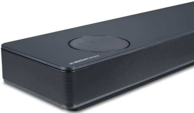 Barra de sonido LG SK10Y Meridian Audio