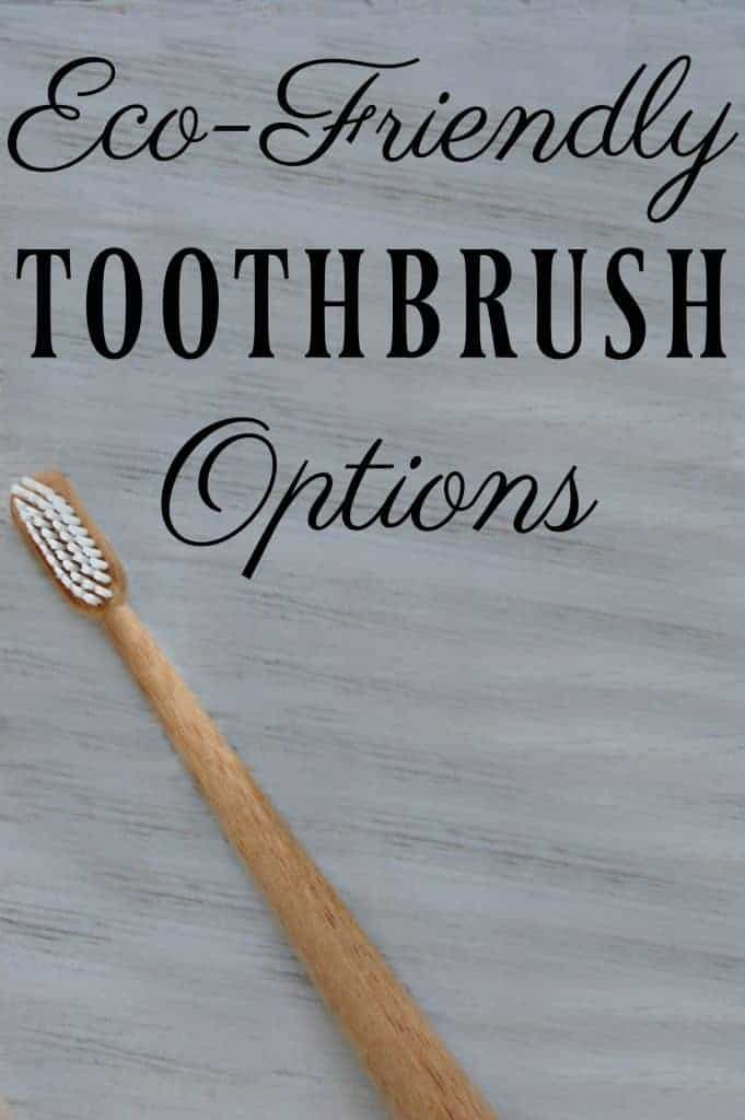 eco-friendly toothbrush options