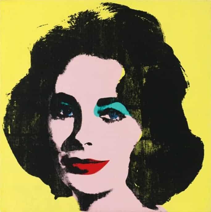 Andy Warhol printmaking