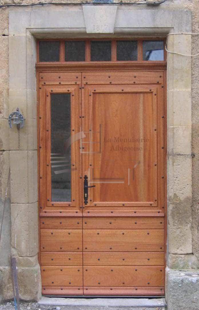porte-entree-imposte-semi-fixe-vitre