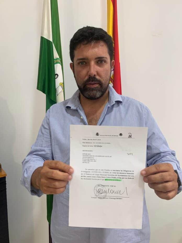 Alcalde de Lora del Río