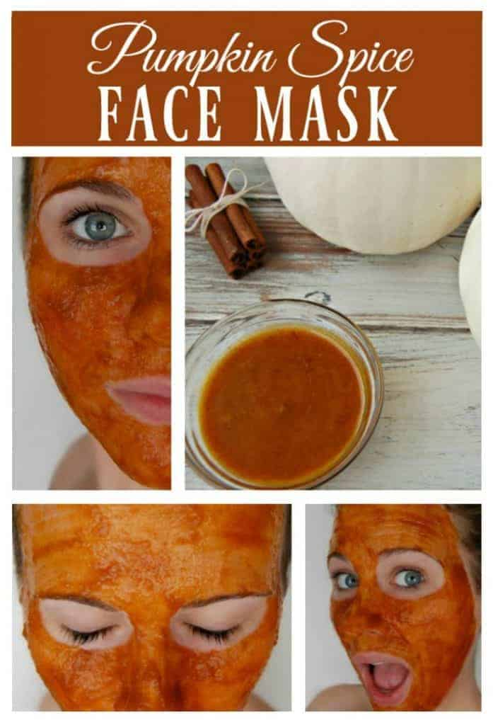 Move over Pumpkin Spice Latte! There's a new pumpkin spice creation to make! Check out this Pumpkin Spice Face Mask! Just 3 ingredients and you will have amazing skin! #pumpkin #pumpkinspice #facemask #fallskincare #fall #naturalskincare