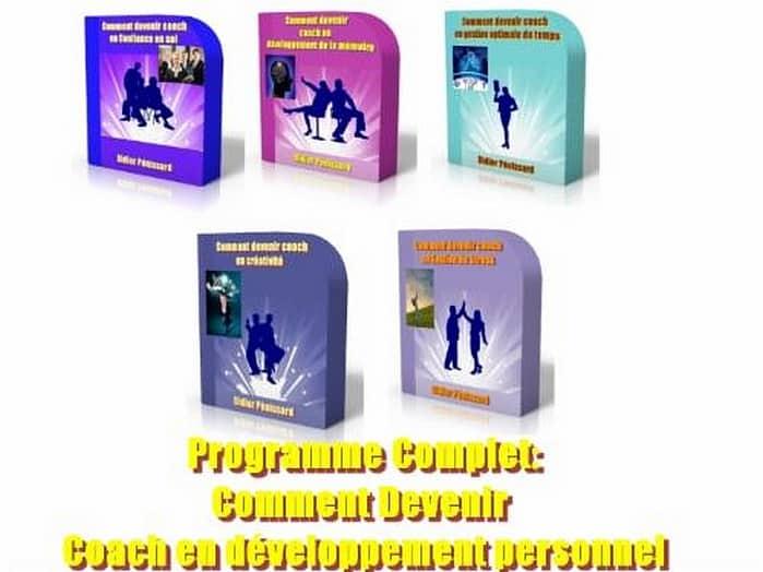 programme complet formation de coahing en développement personnel