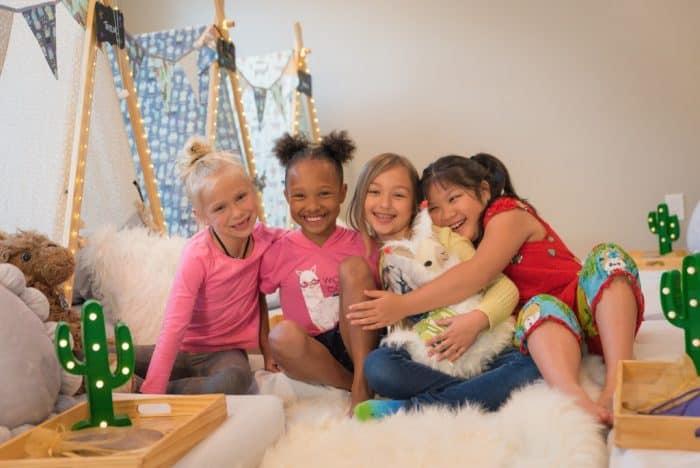 Girl Guides Besties in Llama Karma Collection. jpg