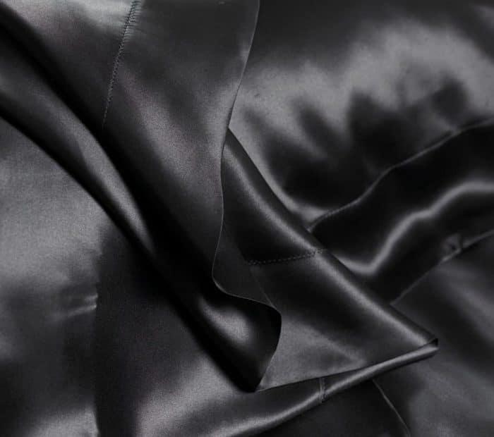 black silk pillowcase, silk pillowcase, silk, nz, pillowcases