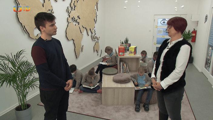 Královská základní škola v pořadu ČT Planeta Yo