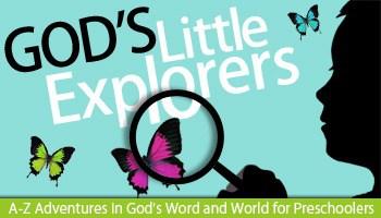 Gods Little Explorers
