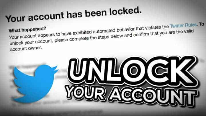 How to Unlock Twitter Account without Phone Number and Email