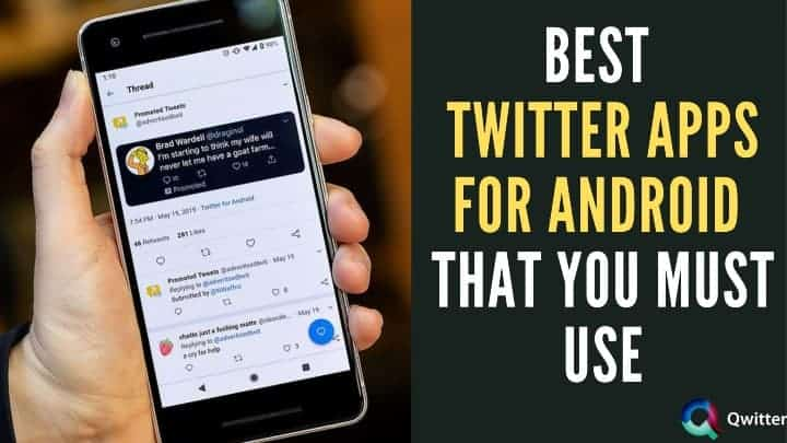 11 Best Twitter Apps for Android in 2021