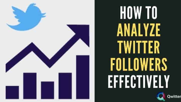 How to Analyze Twitter Followers Effectively