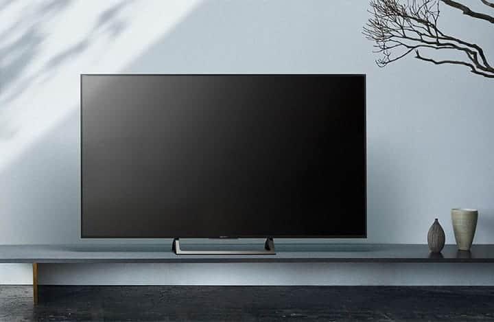 Nueva gama de televisores Sony 2017