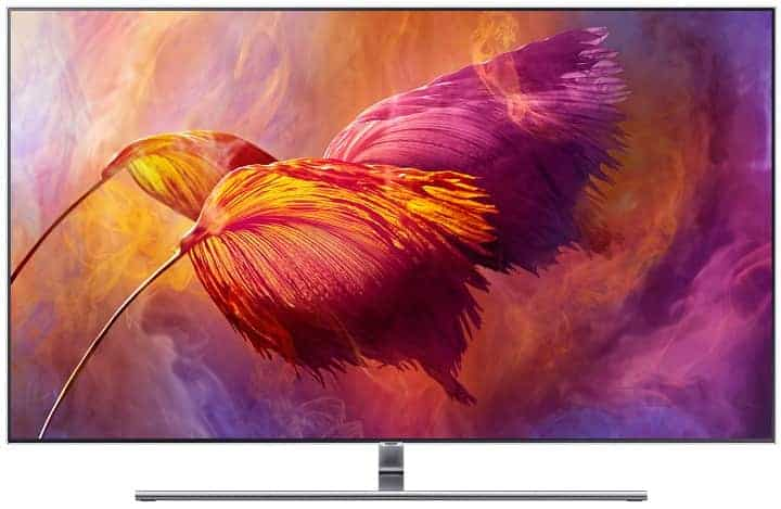 Samsung Q8F QLED plano
