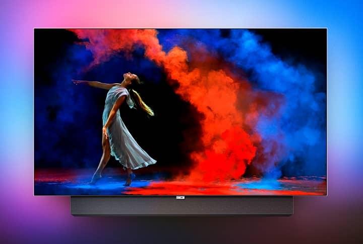 TV Philips OLED serie 9