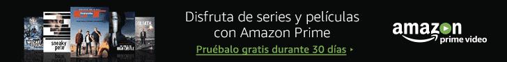 Amazon Prime Video prueba 30 días gratis