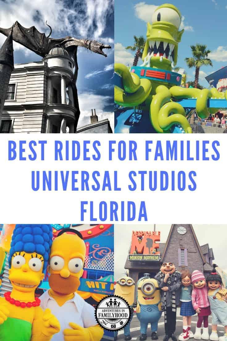 Best Ride For Families Universal Studios Florida