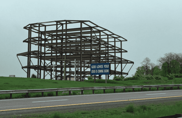 the ark project on route 68 in maryland