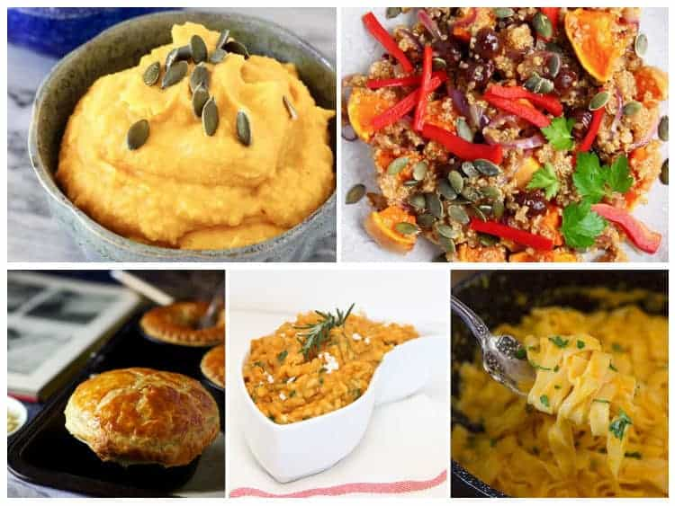 The Ultimate List of Pumpkin Recipes