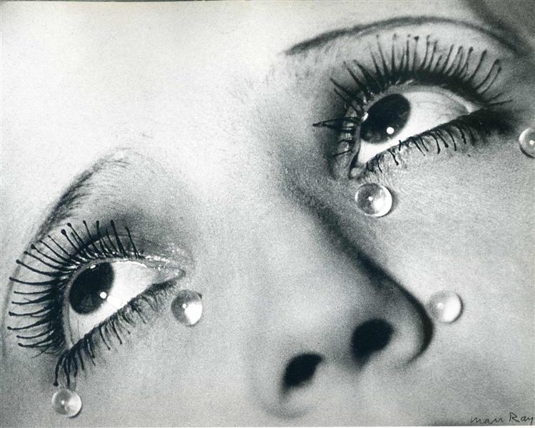Man Ray, Les Larmes, 1932
