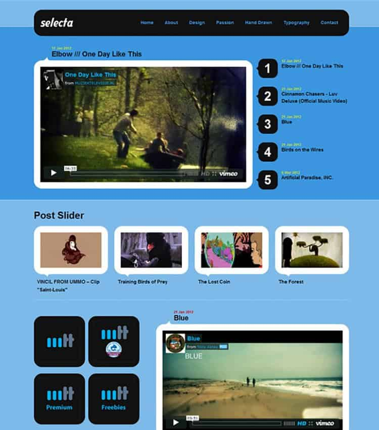Selecta Video