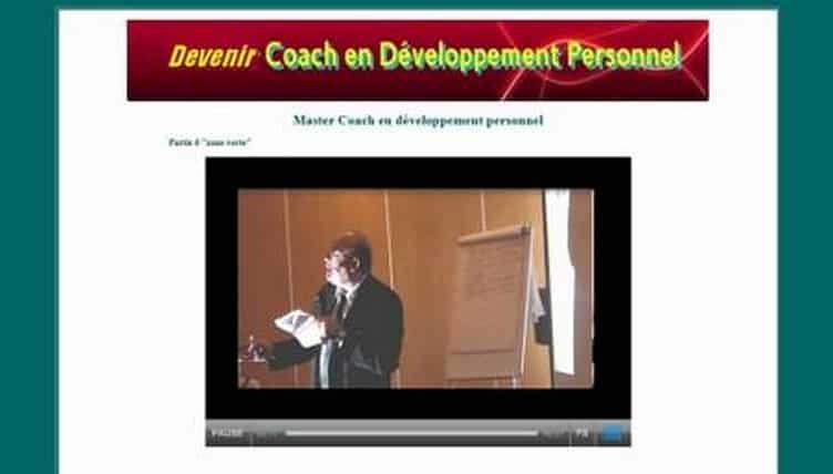 Didier Pénissard vous forme au métier de coach en développement personnel et de timemanagement