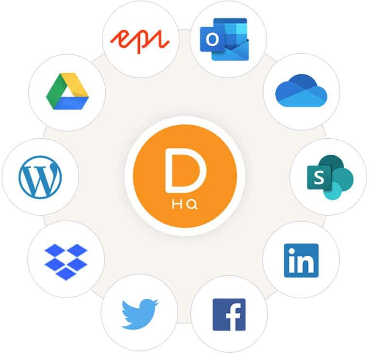 DivvyHQ Integrations