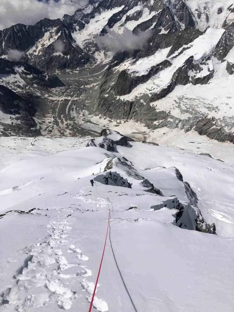 IMG 9947 1 768x1024 - Aletschhorn – Erster 4000er 2021