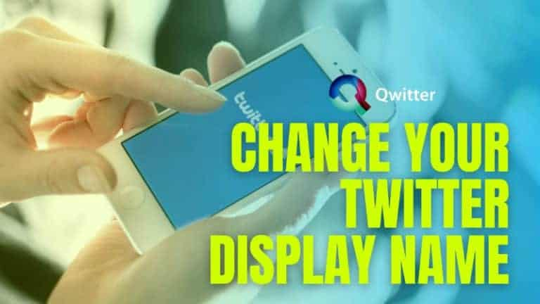 How to Change Your Twitter Display Name on Desktop or Mobile
