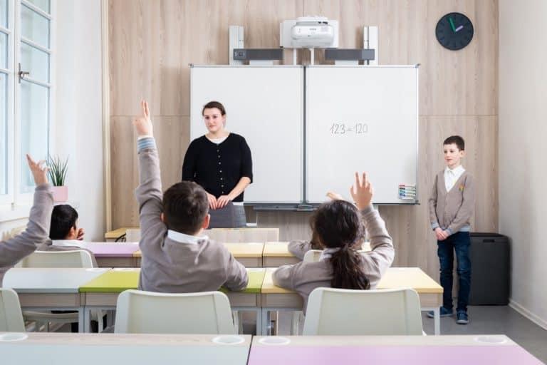 PRofil žáka Královské základní školy